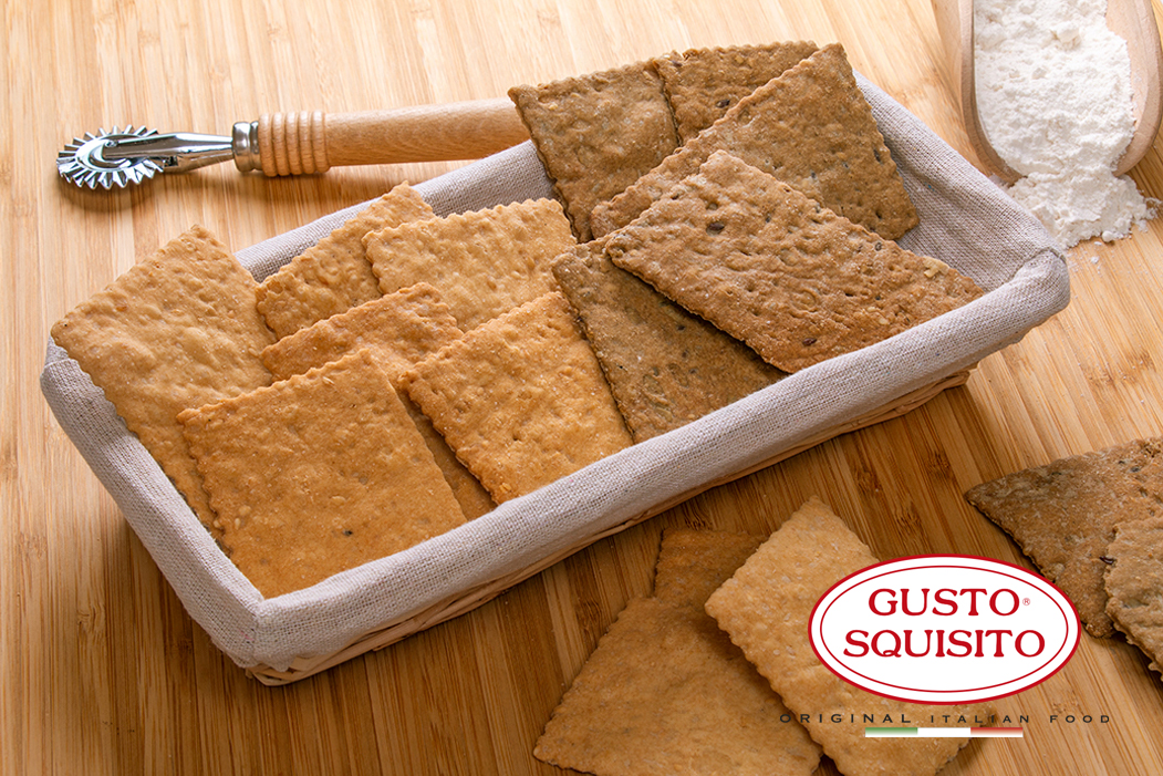 cracker per l'ingrosso gusto squisitio